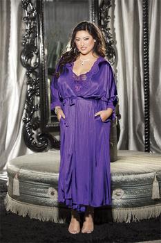 Lang robe
